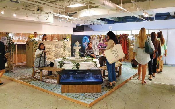 Türk Tasarım Gücü Ve Üretim Kalitesi La Textile SHOW'da Tescillendi